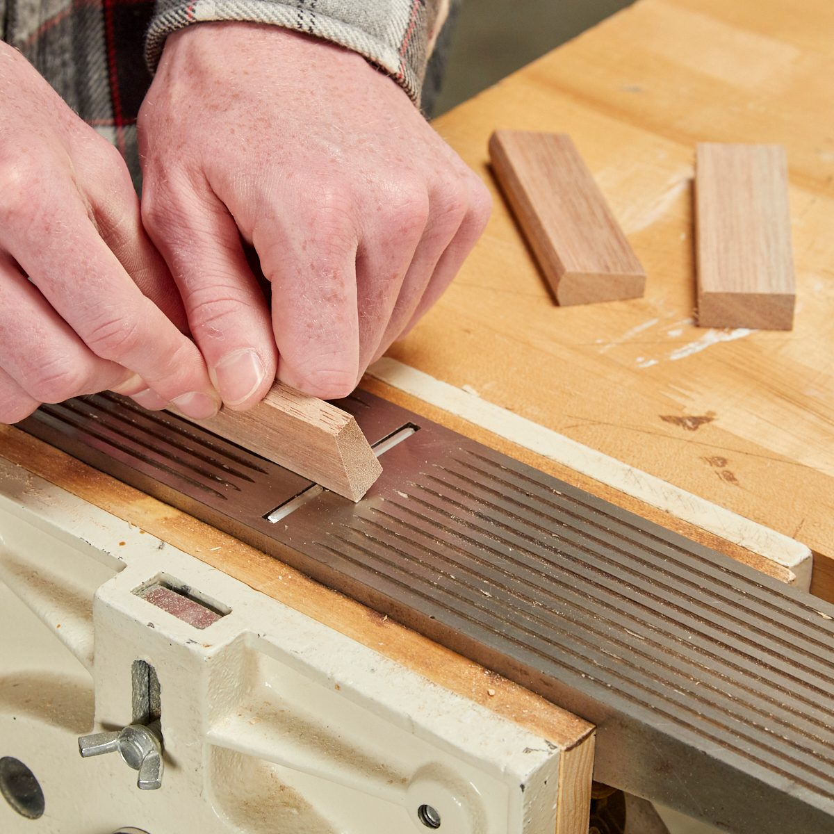 Small Parts Jointer
