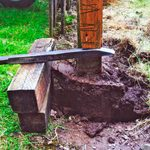 The Best Fence Post Removal Trick