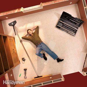 How to Restretch a Carpet