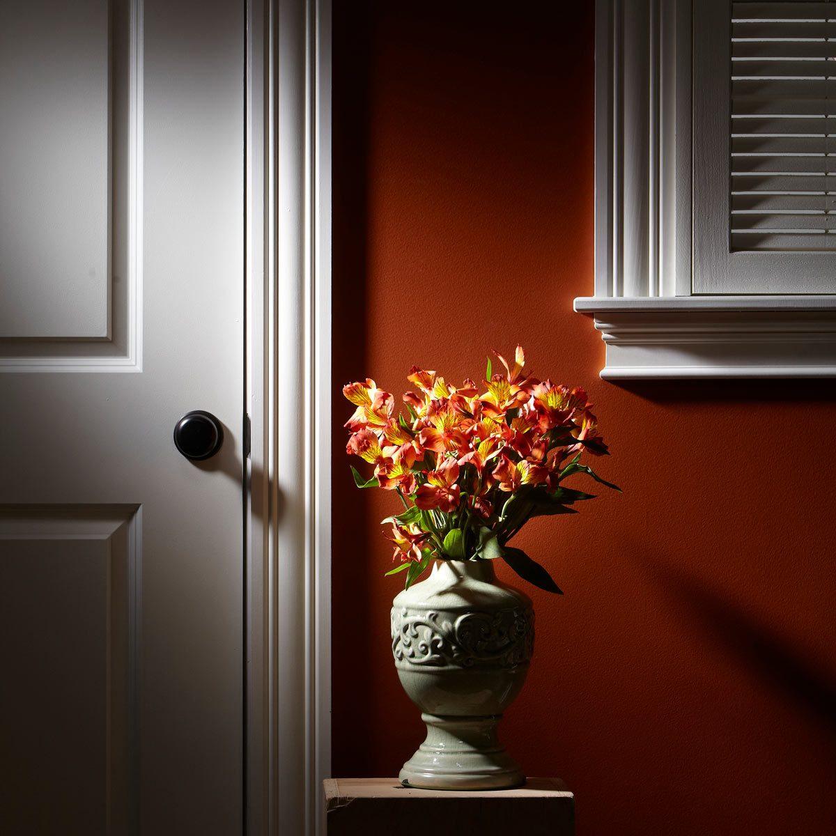 door and window crown molding