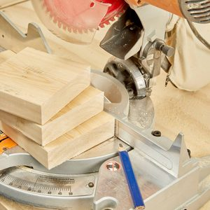 Mark Your Saw For Quick, Accurate Cuts