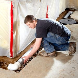 Basement Waterproofing: How to Install a Basement Drainage System