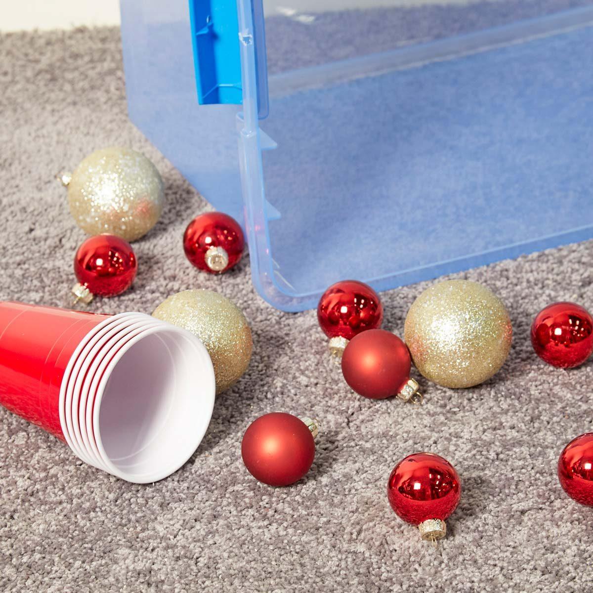 HH Handy Hint ornament storage