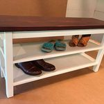 The Best Shoe Storage Bench for Your Entryway