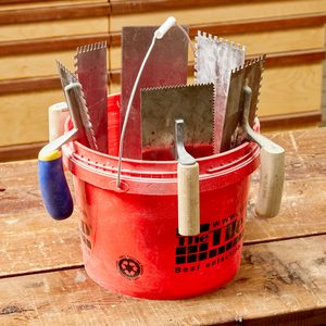 The Best Way To Organize Your Trowels