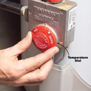How to Adjust Your Water Heater's Temperature