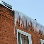 How to Remove an Ice Dam From Your Roof