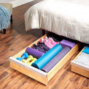 How to Make a DIY Under-Bed Storage Drawer