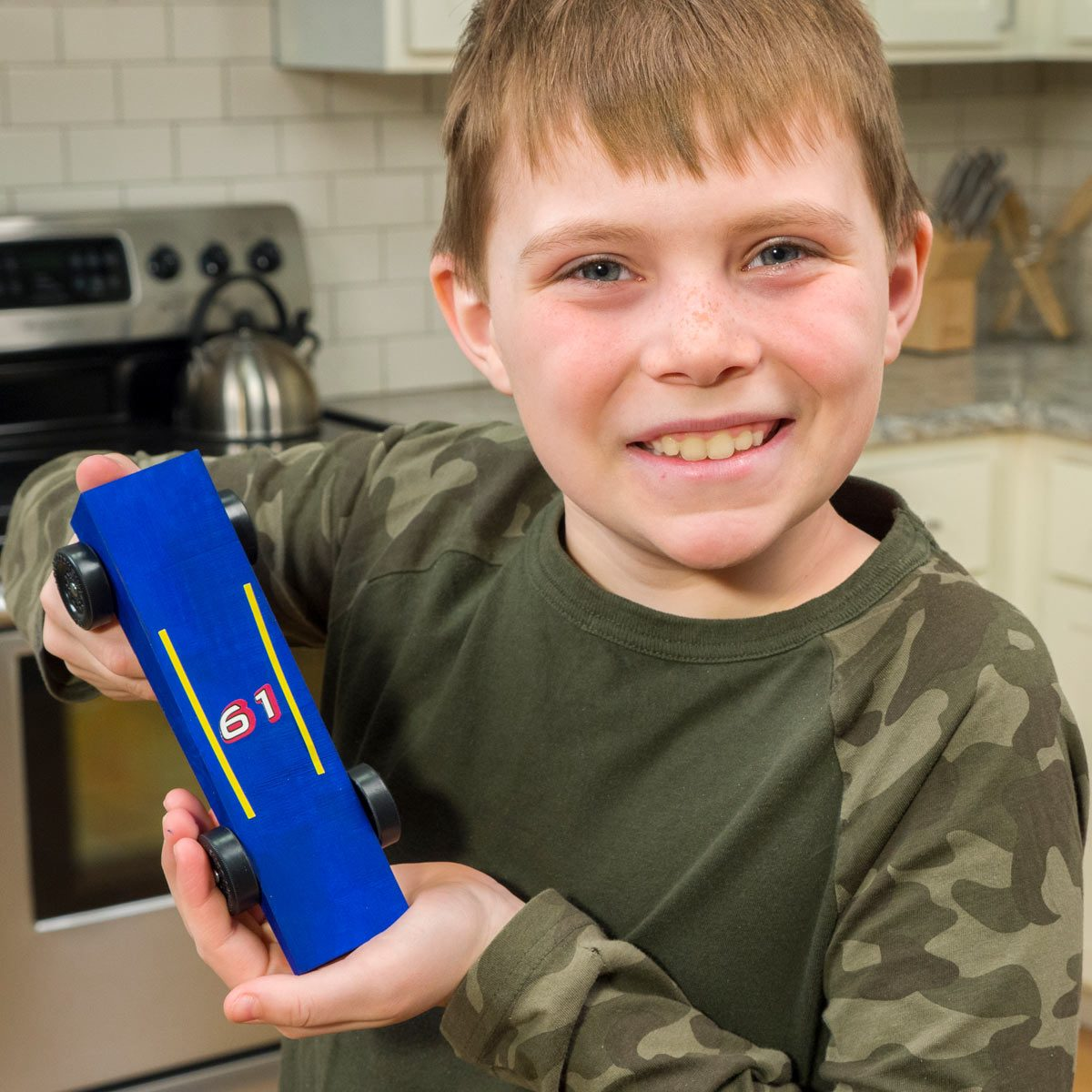 Pinewood Derby Featured
