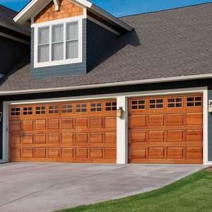 Should Your Garage Door Match Your House Color?