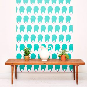 Removable Wallpaper: Would You Go There?
