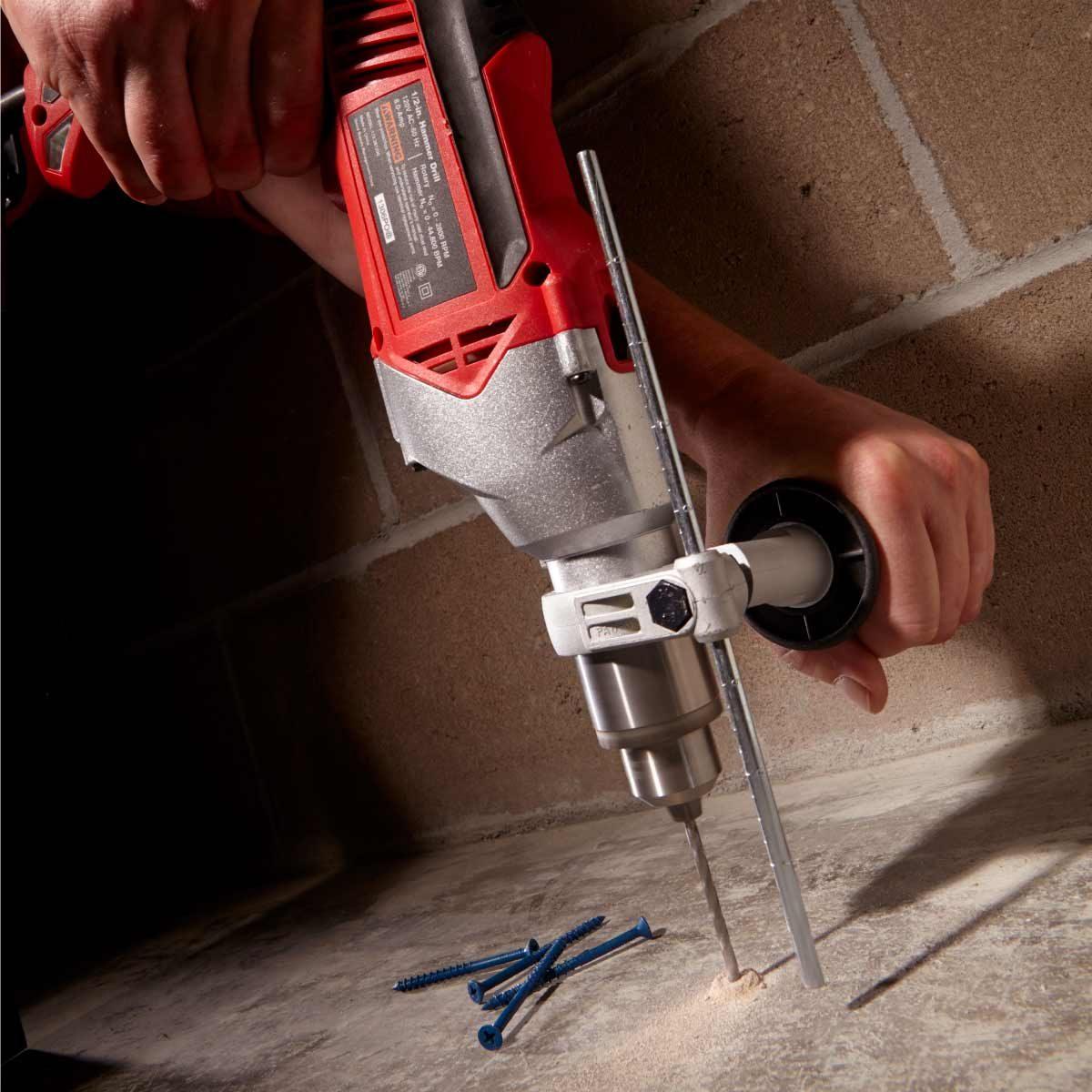 rotary vs hammer drills