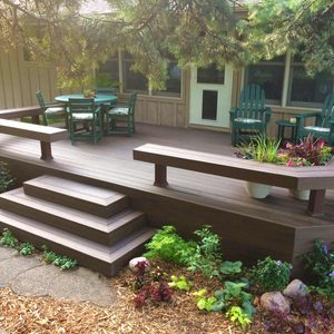 From Bland to Grand: A Deck Transformation