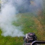 Why is My Lawn Mower Smoking?