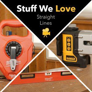 Stuff We Love: Straight Lines