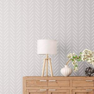 Wall Stencils Are Back In Style! Here are 15 We Love