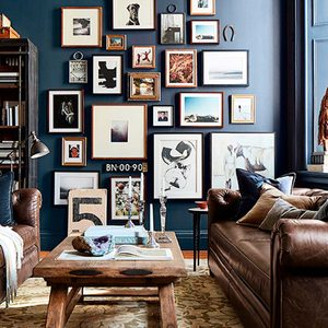 10 Unique Ideas for Decorating Tall Walls
