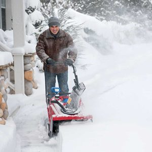 Snowblower Won't Start? Here's What to Do
