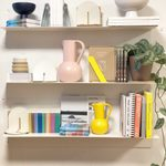12 Trending Shelf Dcor Ideas