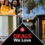 Deals We Love: Outdoor Space Accessories