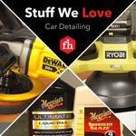 Stuff We Love: Car Detailing
