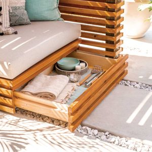 How to Build a Lazy Lounger (With a Drawer!)