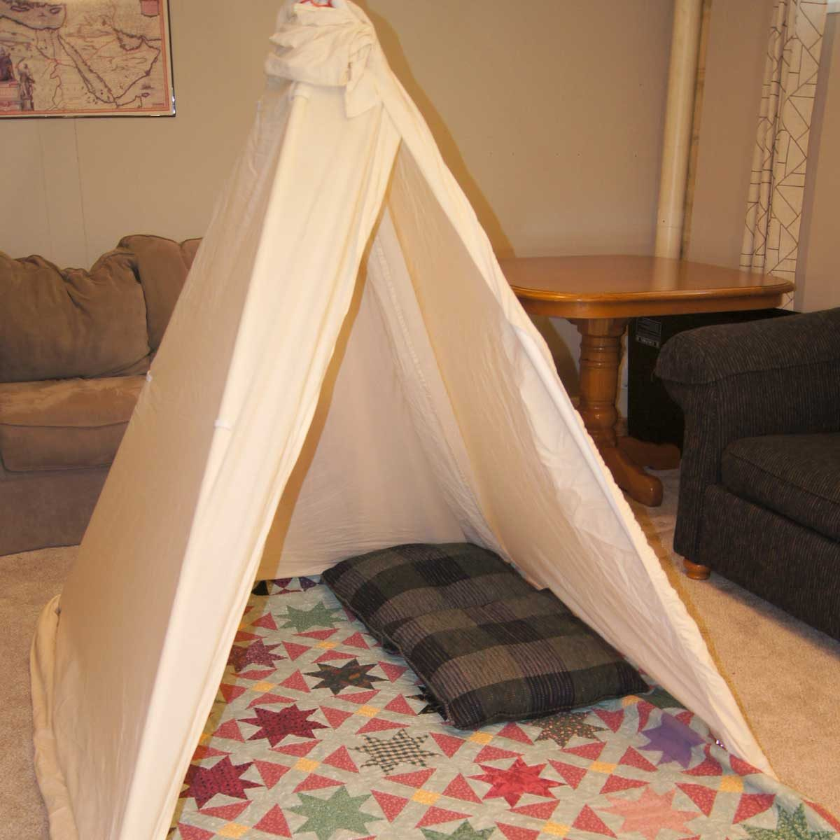 Cover the Teepee