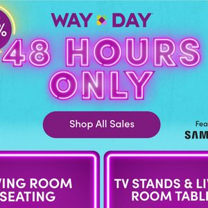 Get Up to 80 Percent Off and Free Shipping During Wayfairs Way Day 2020 Sale