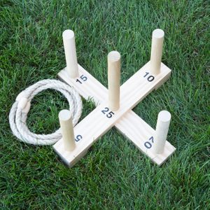 How to Build a Backyard Ring Toss Game
