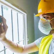 Can You Insist that Contractors Wear Masks While Working in Your Home?