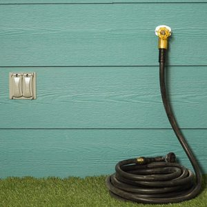How to Winterize and Store Garden Hoses