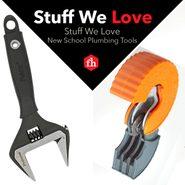 Stuff We Love: New School Plumbing Tools