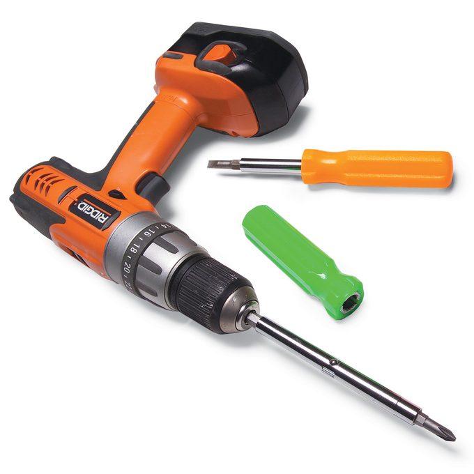 long reach screwdriver