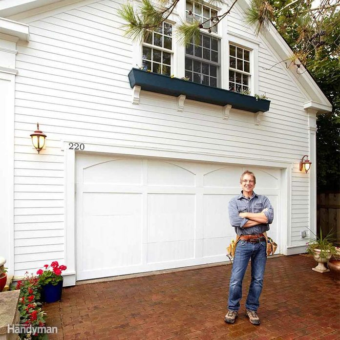 Beef Up Your Garage Door