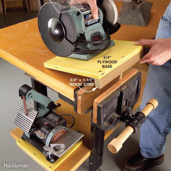 Make Your Workbench Work Harder