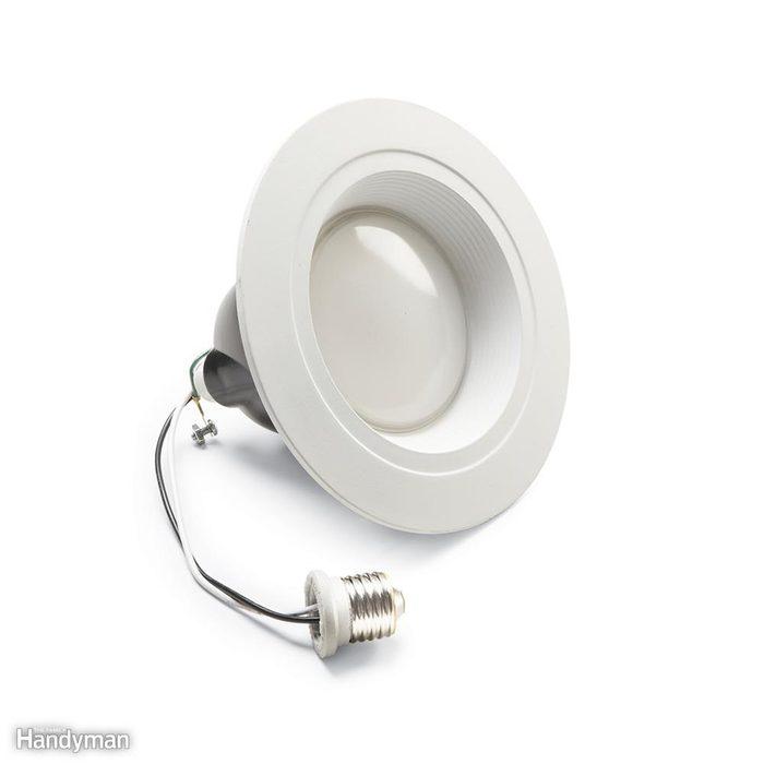 LED Retrofit for Recessed Lighting: Halo RL560