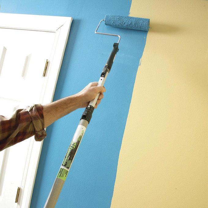 Quick-Connect Paint Pole