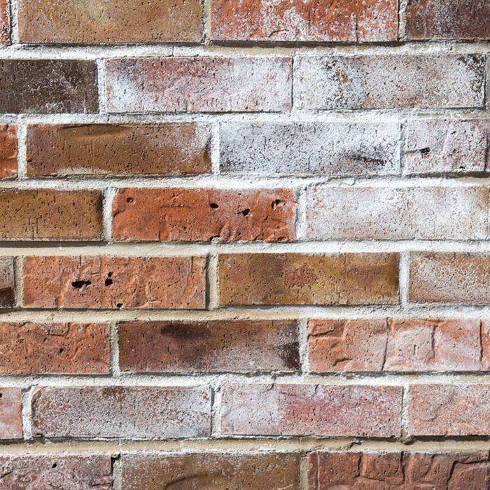 Efflorescence on Chimney Brick?