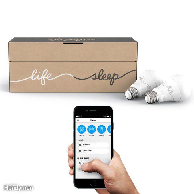 Gift Ideas for New Homeowners: Smarter Smart Bulbs: GE's C Light Bulbs