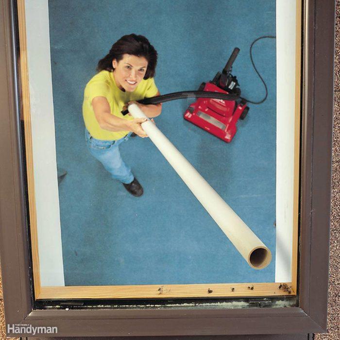 Long-Reach Vacuum