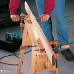 13 Ways Master Woodworkers Use Wood Clamps