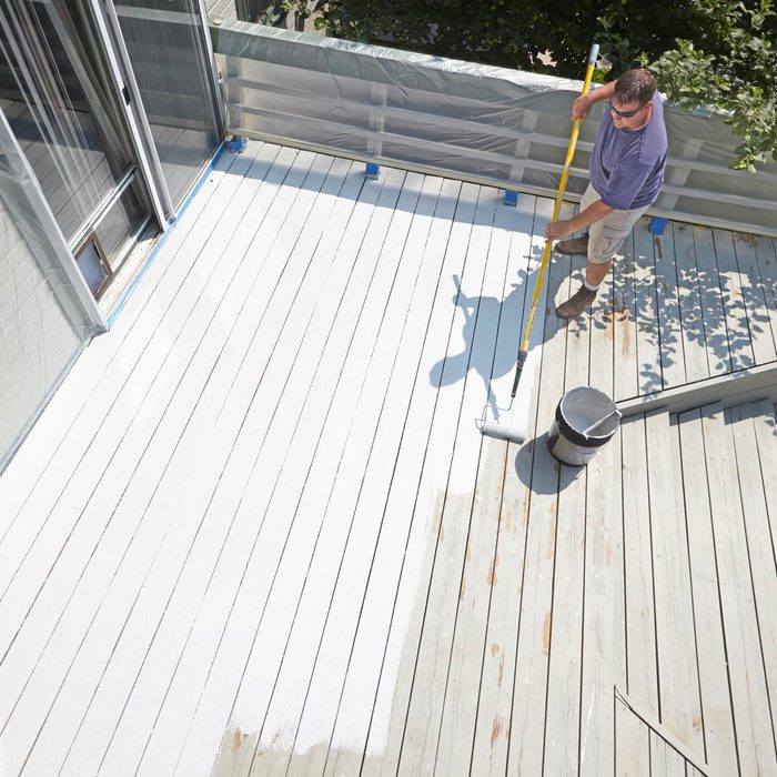 How to Restore Your Deck