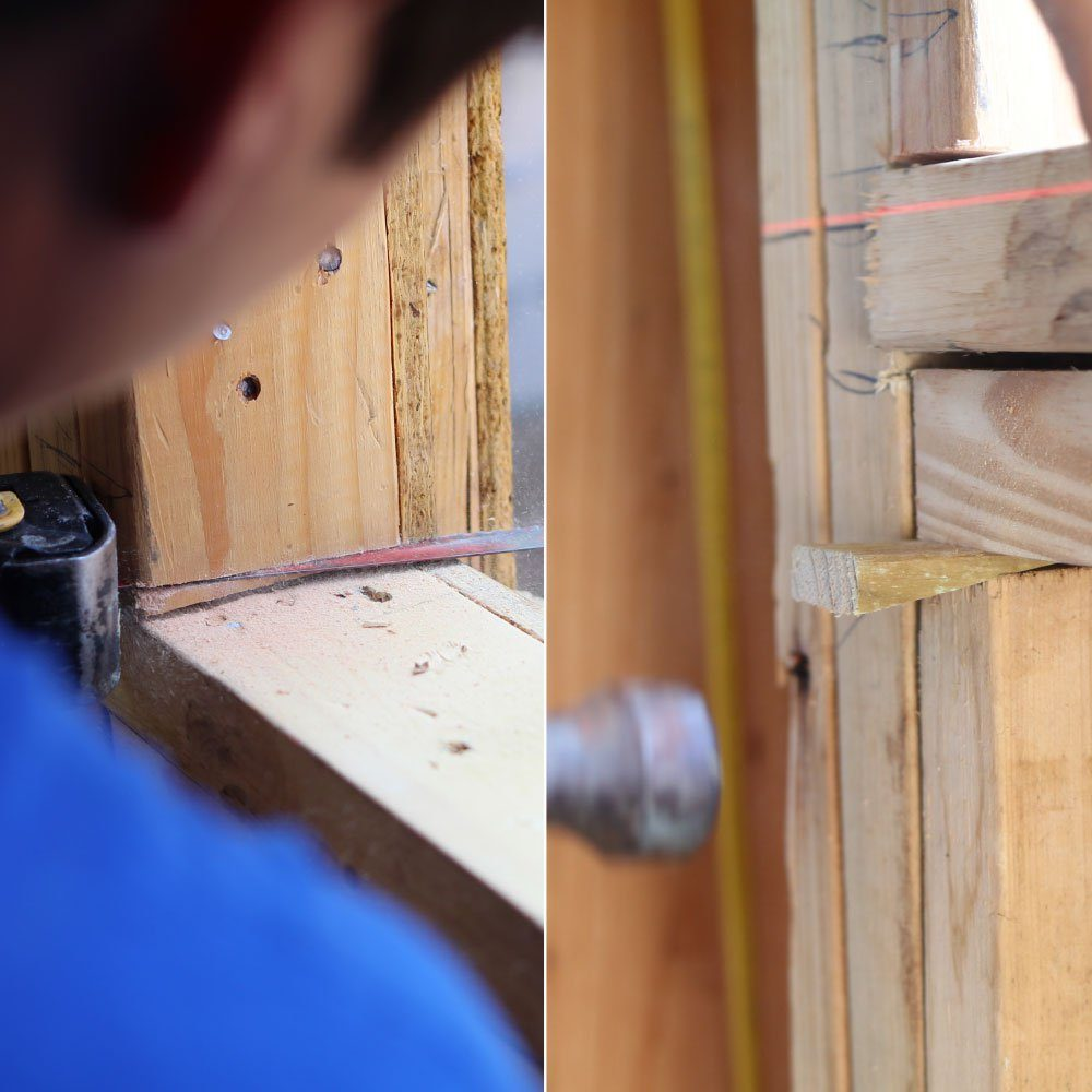 Ensuring that a window has the proper slope | Construction Pro Tips