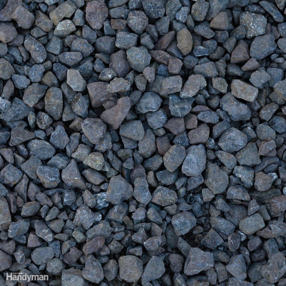 Ground Cover Alternatives to Grass: Gravel