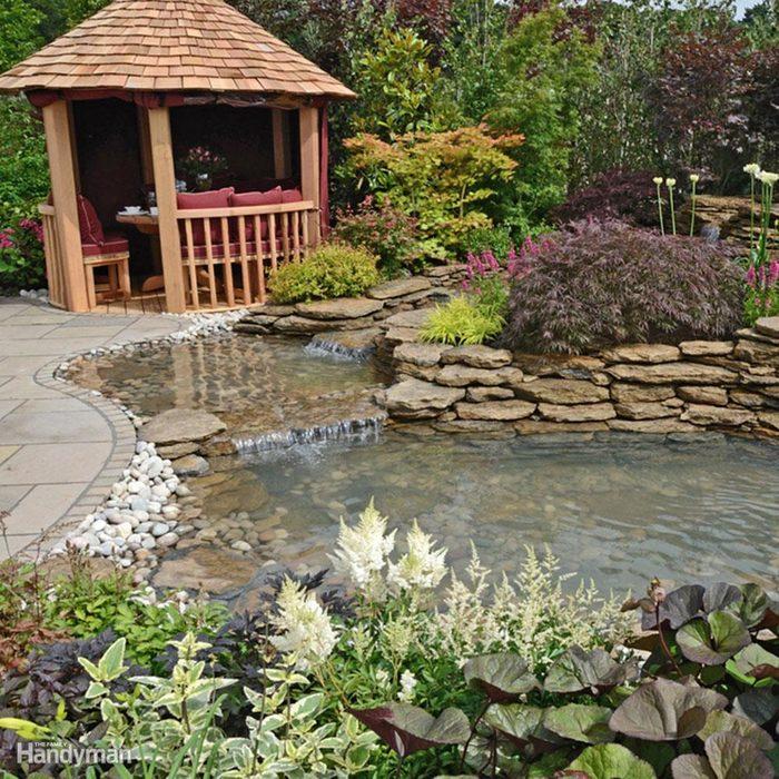 Grass Replacement: Outdoor Garden Features