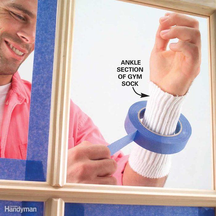 Well-Armed Tape Dispenser