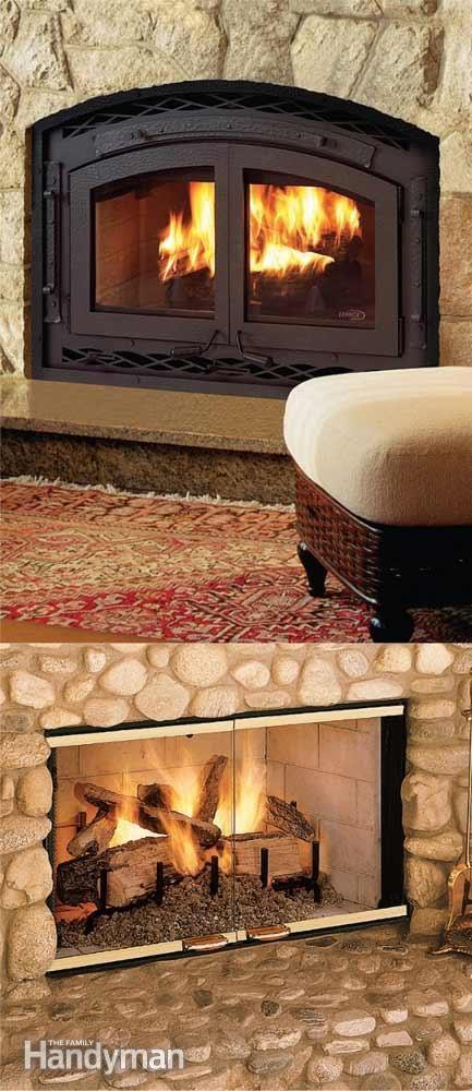 Stop Fireplace Heat Loss