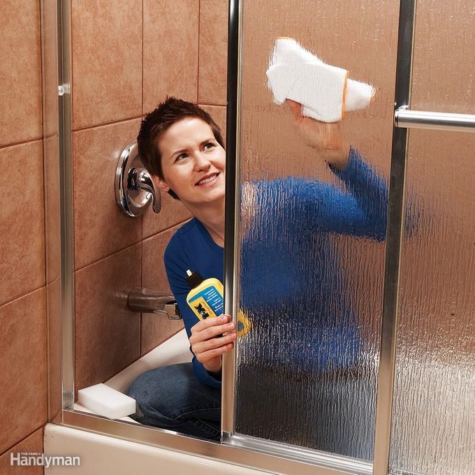 Scum-Proof Your Shower Doors