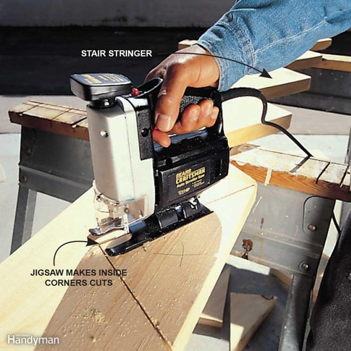 Finish Cuts Made With a Circular Saw