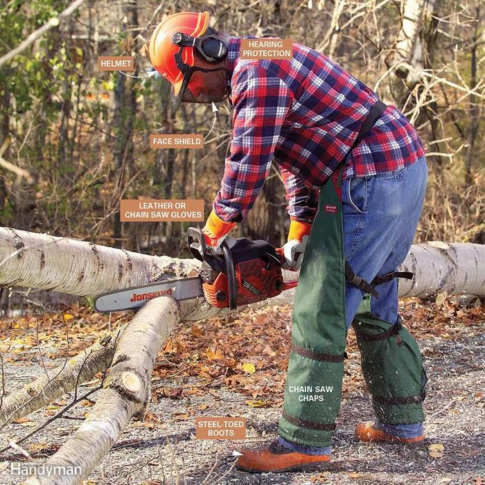 Wear the Right Safety Gear